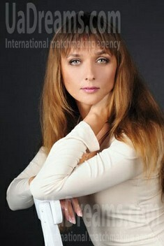 Viktoriya from Nikolaev 36 years - seeking soulmate. My small public photo.