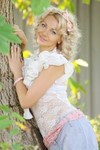 Vira from Ivanofrankovsk 34 years - wants to be loved. My small primary photo.
