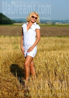 Elvira from Ivanofrankovsk 35 years - nice smile. My small public photo.