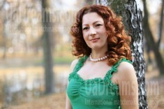 Elvira from Ivanofrankovsk 35 years - morning freshness. My small public photo.