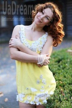 Elvira from Ivanofrankovsk 35 years - bright smile. My small public photo.