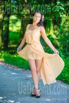 Elvira from Ivanofrankovsk 36 years - beautiful and wild. My small public photo.