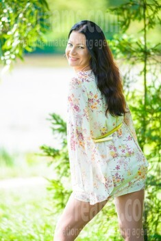 Elvira from Ivanofrankovsk 37 years - loving woman. My small public photo.
