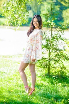 Elvira from Ivanofrankovsk 37 years - want to be loved. My small public photo.