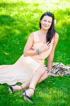 Elvira from Ivanofrankovsk 36 years - natural beauty. My small public photo.