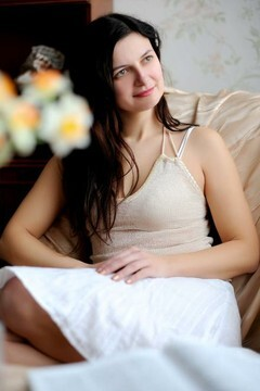Oleksandra from Ivanofrankovsk 42 years - romantic girl. My mid primary photo.