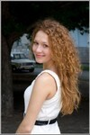 Anastasia from Donetsk 22 years - sunny smile. My small primary photo.