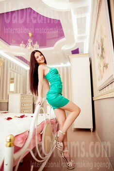 Alina from Nikolaev 22 years - clever beauty. My small public photo.