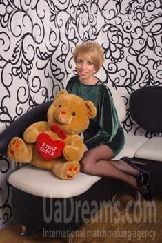 Zoryana from Ivanofrankovsk 32 years - easy charm. My small public photo.