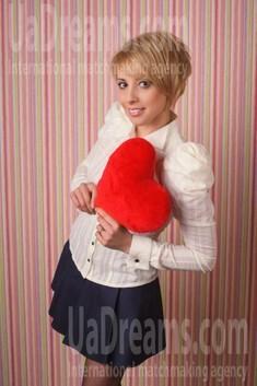 Zoryana from Ivanofrankovsk 33 years - morning freshness. My small public photo.