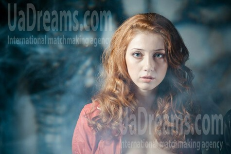 Anna from Zaporozhye 28 years - creative image. My small public photo.