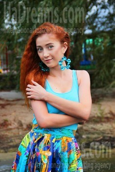 Anna from Zaporozhye 27 years - photo gallery. My small public photo.