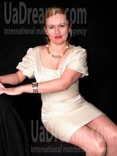 Irina from Sumy 39 years - single russian woman. My small public photo.