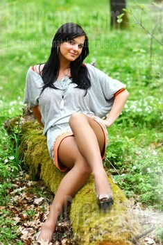 Galya from Ivanofrankovsk 23 years - intelligent lady. My small public photo.