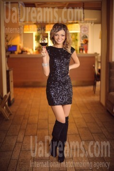 Maria from Ivanofrankovsk 24 years - amazing girl. My small public photo.
