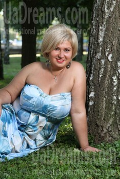 Katya from Sumy 30 years - single russian woman. My small public photo.