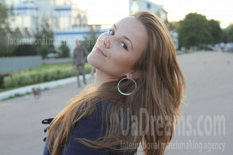 Karina from Sumy 25 years - ukrainian bride. My small public photo.