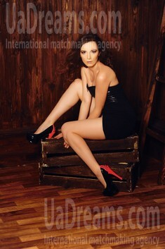 Valeriya from Dnepropetrovsk 29 years - easy charm. My small public photo.