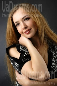 Olga from Ivanofrankovsk 28 years - searching life partner. My small public photo.