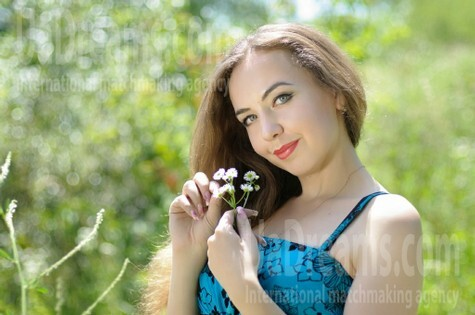 Olga from Ivanofrankovsk 28 years - single russian woman. My small public photo.