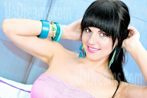 Marina from Kharkov 33 years - nice smile. My small public photo.
