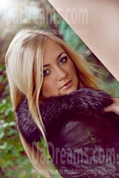 Anastasia from Zaporozhye 22 years - bright smile. My small public photo.