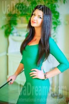 Alina from Ivanofrankovsk 26 years - clever beauty. My small public photo.