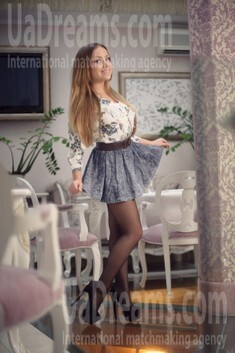 Dana from Ivanofrankovsk 23 years - amazing girl. My small public photo.
