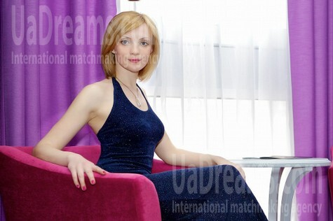 Liliya from Kharkov 31 years - creative image. My small public photo.