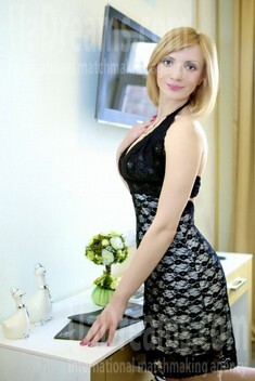 Liliya from Merefa 30 years - want to be loved. My small public photo.