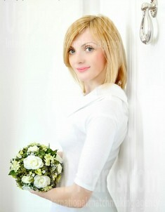 Liliya from Merefa 30 years - Kind-hearted woman. My small public photo.