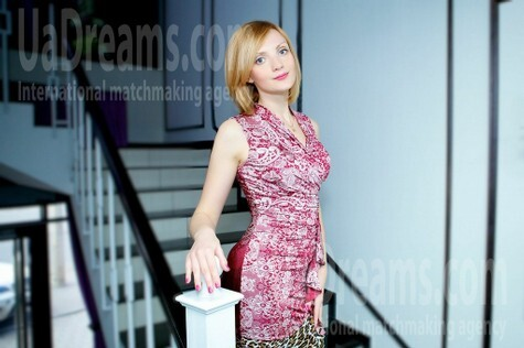 Liliya from Merefa 31 years - romantic girl. My small public photo.