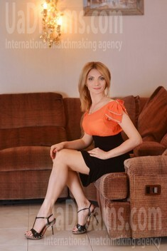 Lily from Kharkov 32 years - seeking man. My small public photo.