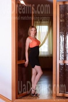 Lily from Kharkov 32 years - happy woman. My small public photo.