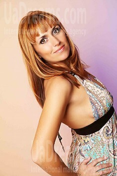 Yana from Poltava 36 years - seeking soulmate. My small public photo.