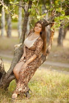 Tatiana from Poltava 23 years - morning freshness. My small public photo.