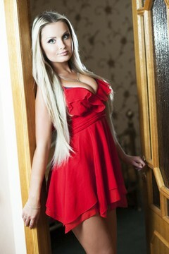 Olga from Poltava 23 years - charm and softness. My small primary photo.