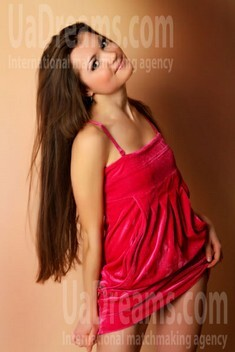 Kate from Poltava 22 years - future wife. My small public photo.