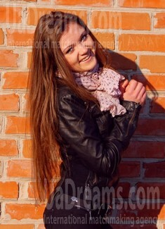 Kate from Poltava 22 years - bride for you. My small public photo.