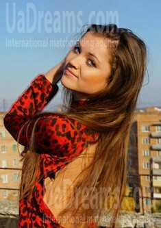 Kate from Poltava 22 years - seeking man. My small public photo.