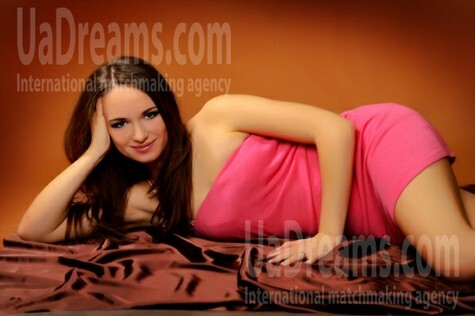 Anastacia from Poltava 22 years - independent woman. My small public photo.