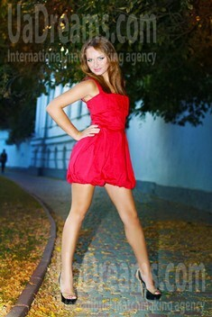 Anastacia from Poltava 22 years - attentive lady. My small public photo.