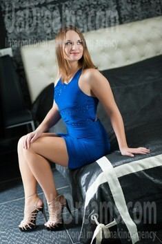 Anastacia from Poltava 22 years - nice fiancee. My small public photo.