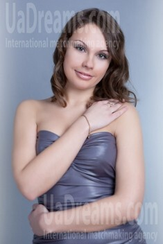 Natalia from Sumy 26 years - intelligent lady. My small public photo.