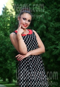 Natalia from Sumy 27 years - search for love. My small public photo.