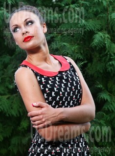 Natalia from Sumy 27 years - single russian woman. My small public photo.