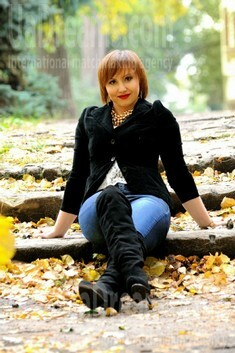 Rusya from Cherkasy 34 years - loving woman. My small public photo.