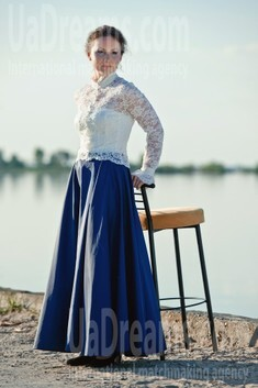 Rusya from Cherkasy 34 years - Kind-hearted woman. My small public photo.