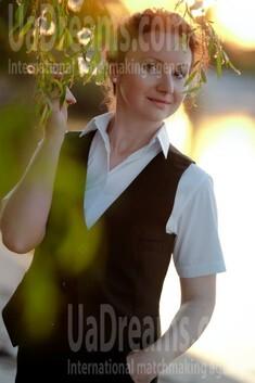 Rusya from Cherkasy 35 years - romantic girl. My small public photo.