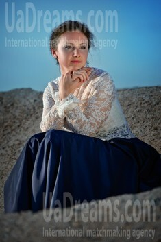 Rusya from Cherkasy 35 years - kind russian girl. My small public photo.